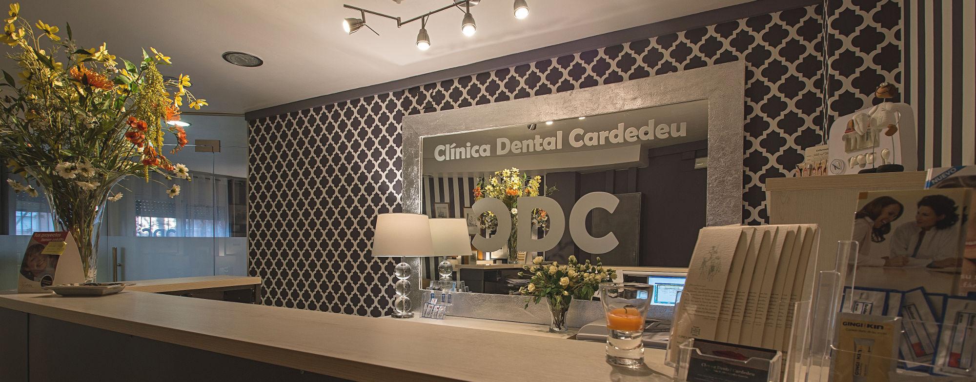 Dentistas de <span>confianza</span>